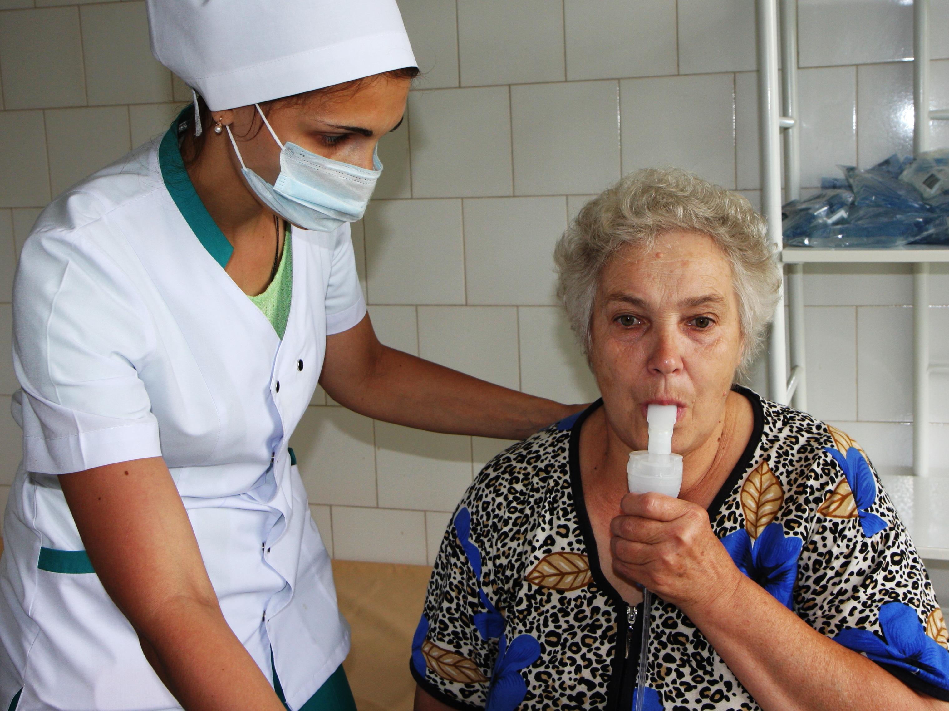Как купировать приступ астмы в домашних условиях 464